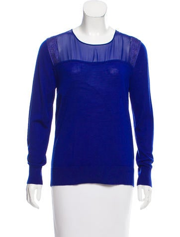 Sandro Sally Wool Top None