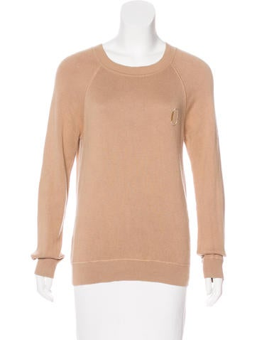 Sandro Pullover Long Sleeve Sweater None