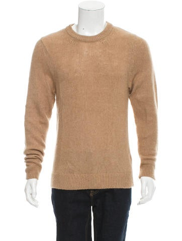 Sandro Crew Neck Sweater None