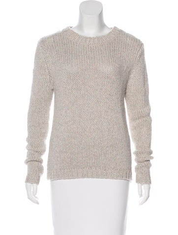 Sandro Wool Knit Sweater None