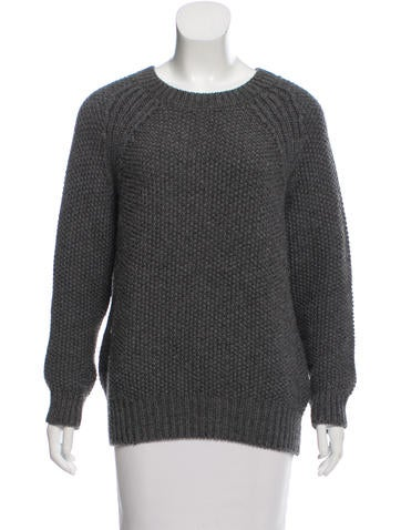 Sandro Alpaca-Blend Sweater None