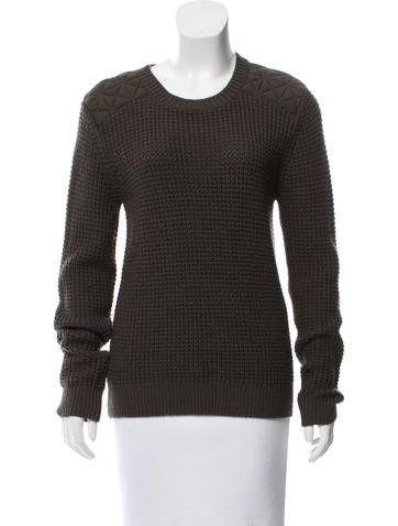 Sandro Merino Wool Sweater None