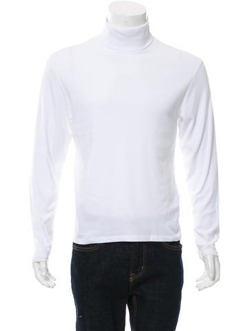 Sandro Woven Turtleneck Sweater None