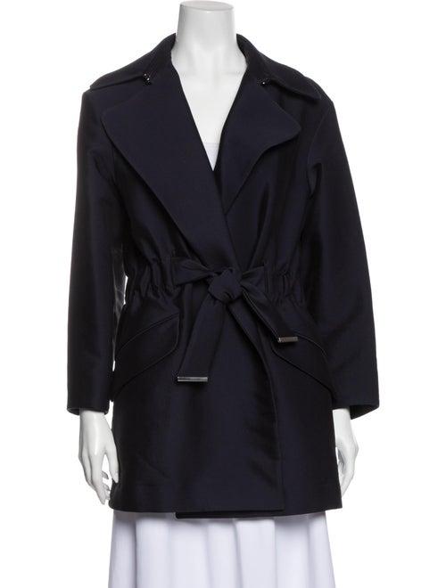 Sandro Coat Blue