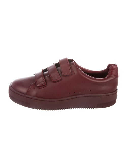 Sandro Leather Sneakers