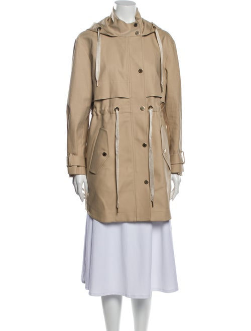 Sandro Trench Coat