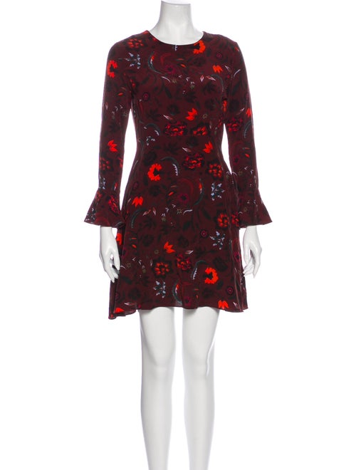 Sandro Silk Mini Dress