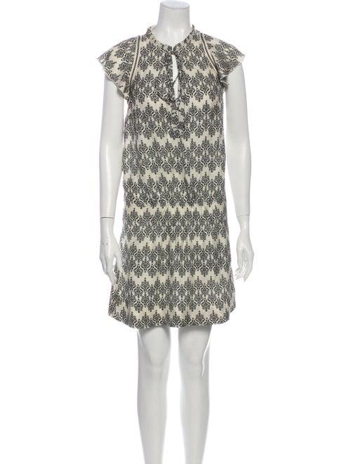 Sandro Silk Mini Dress