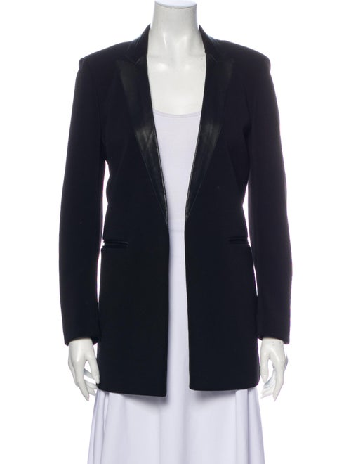Sandro Coat Black