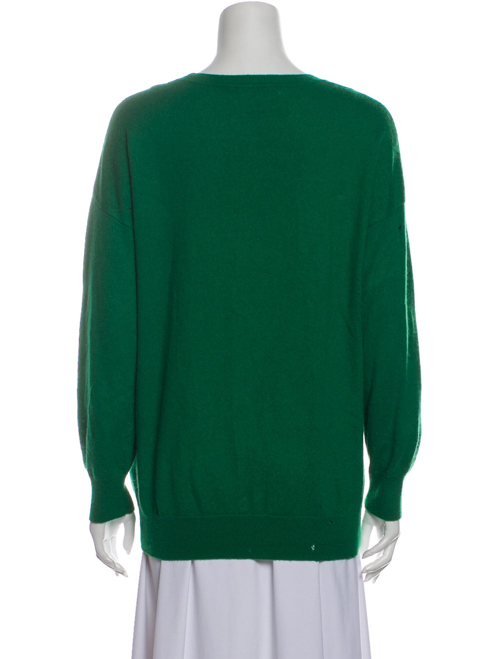 Sandro Wool Graphic Print Sweater Wool - image 3
