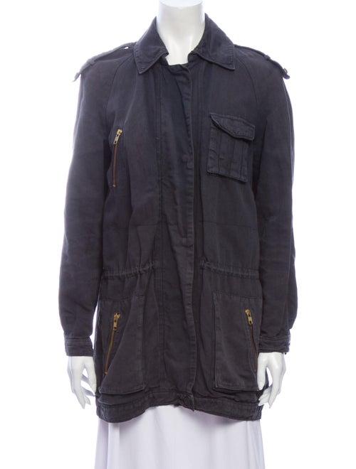 Sandro Coat Grey