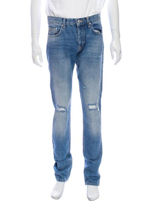Sandro Skinny Jeans Blue