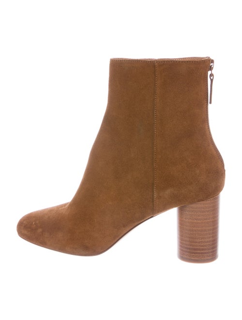 Sandro Boots Brown