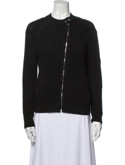 Sandro Crew Neck Sweater Grey
