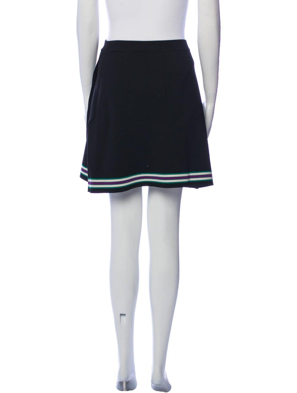 Sandro Mini Skirt Black - image 3
