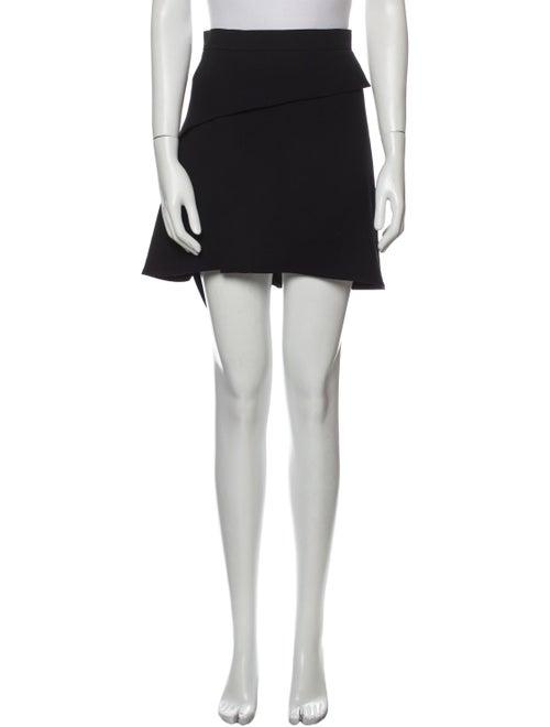 Sandro Mini Skirt Black