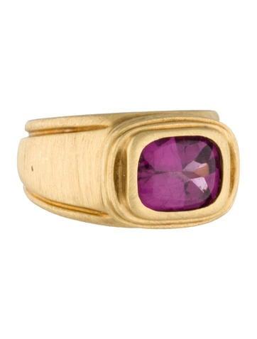 Slane Amethyst Ring None