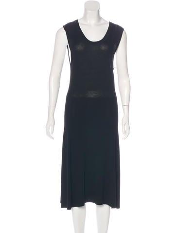Strenesse Rib Knit Midi Dress w/ Tags None