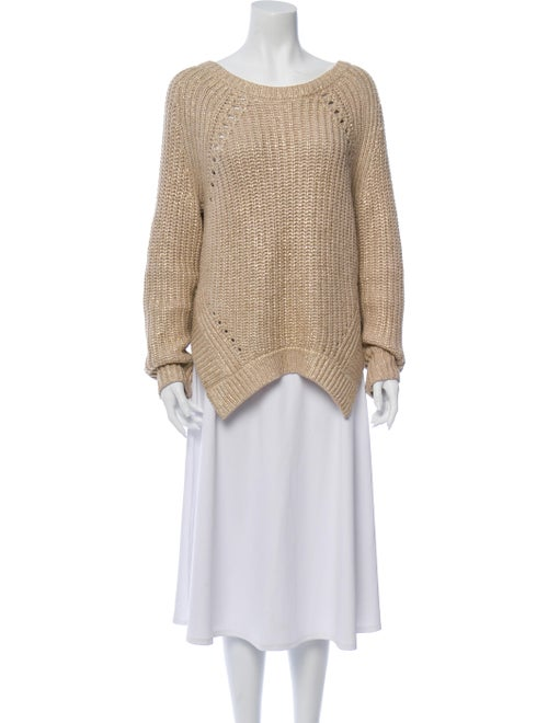Sass & Bide Scoop Neck Sweater