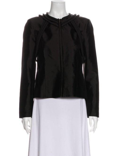 Sass & Bide Silk Evening Jacket w/ Tags Black