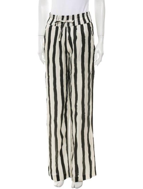Sass & Bide Striped Wide Leg Pants