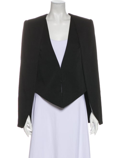 Sass & Bide Evening Jacket Black