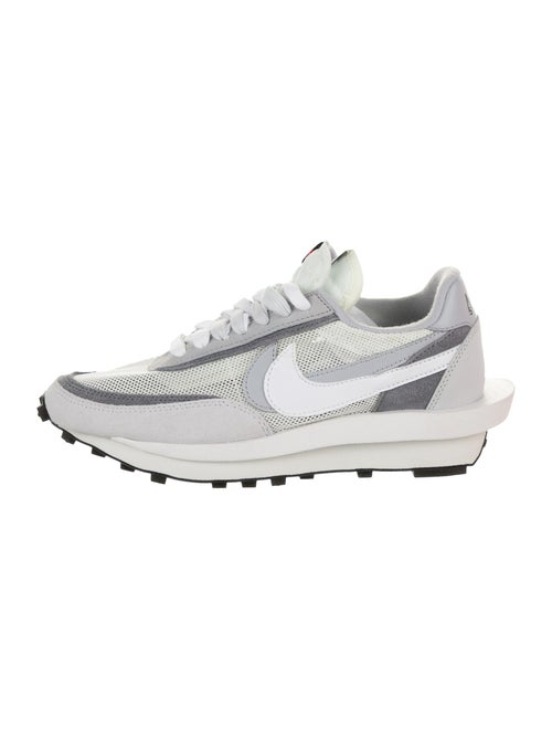 Sacai x Nike Athletic Sneakers Grey