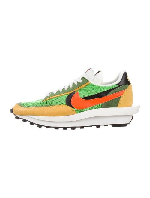 Sacai x Nike LD Waffle Sneakers Yellow