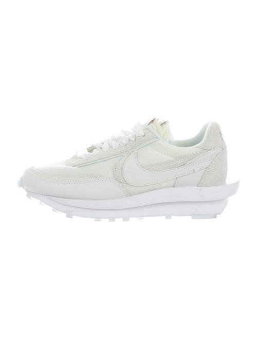 Sacai x Nike LD Waffle Athletic Sneakers White