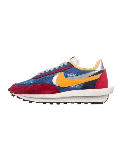 Sacai x Nike LD Waffle Sacai Blue Multi Sneakers B
