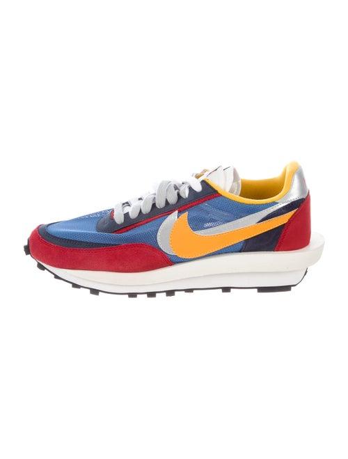 Sacai x Nike LD Waffle Athletic Sneakers Blue