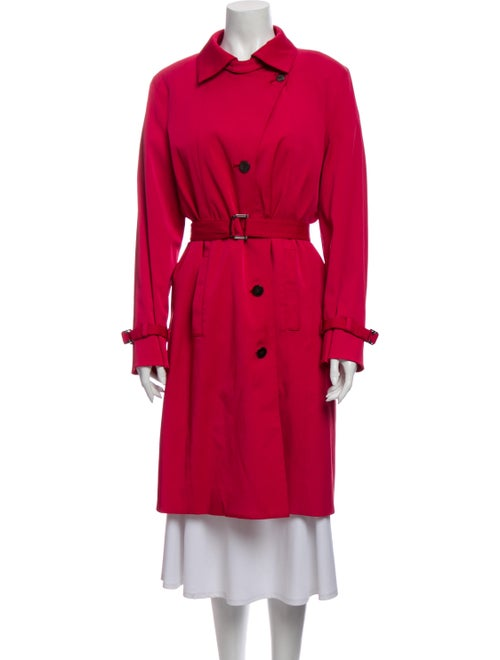 Sanyo Trench Coat Pink