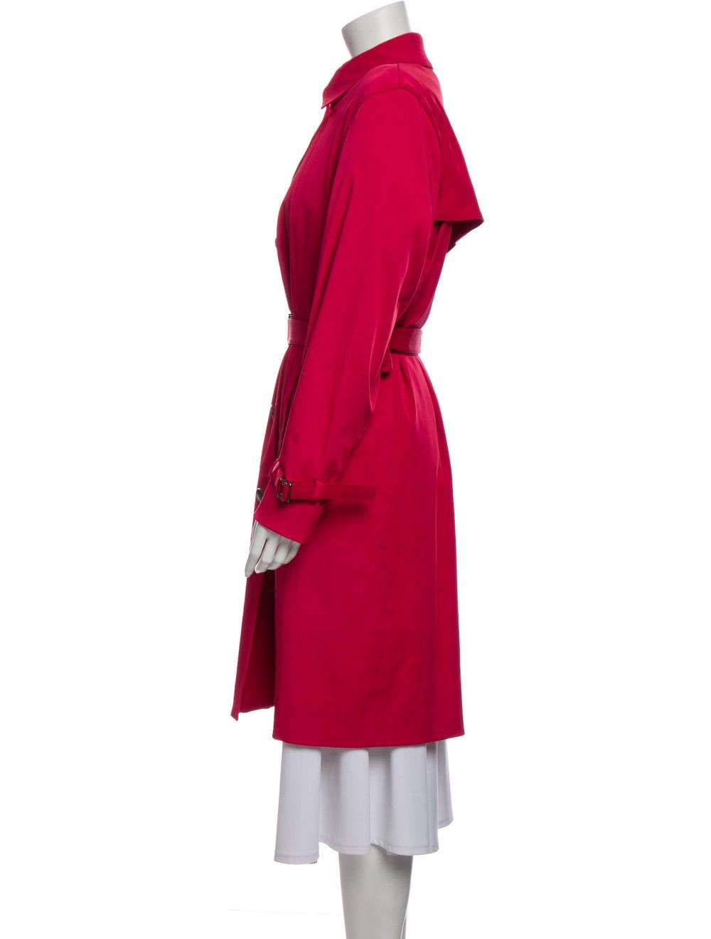 Sanyo Trench Coat Pink - image 2