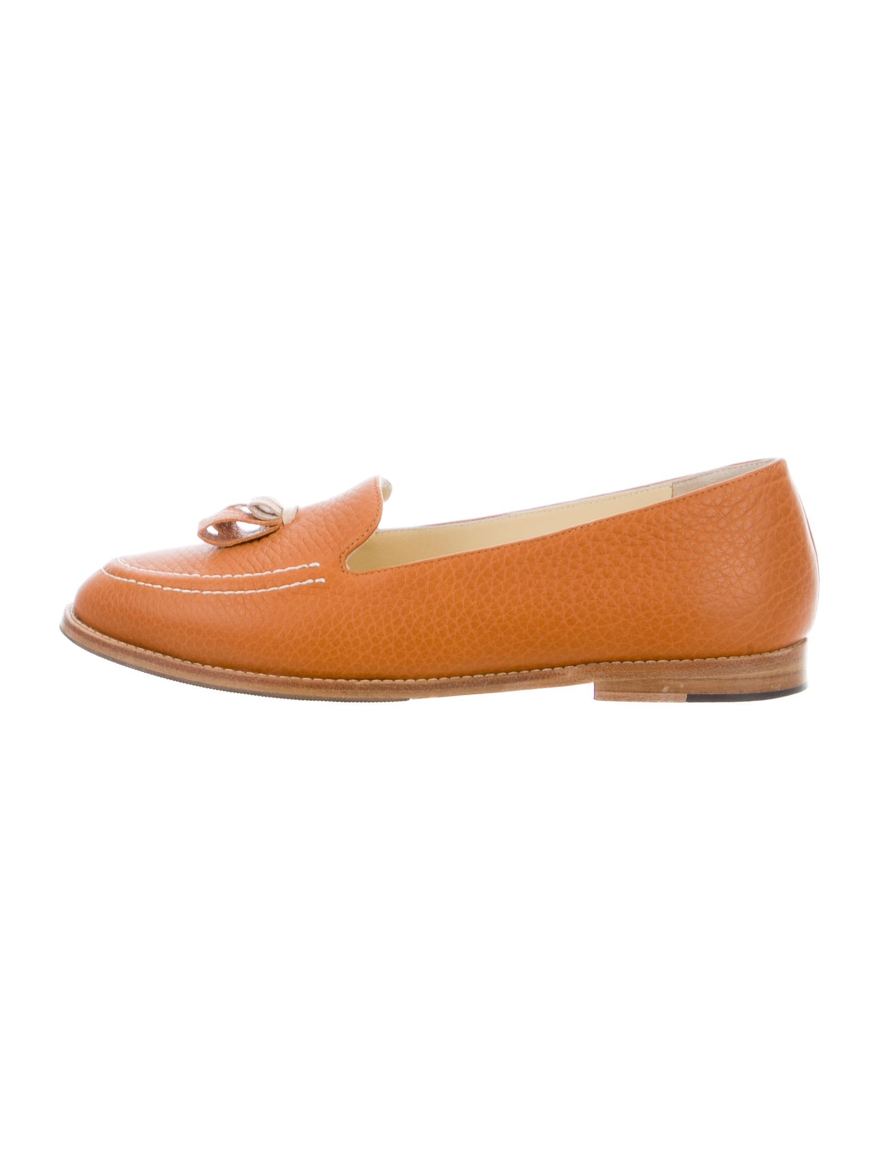 cheap sale best Sarah Flint Helen Leather Loafers buy cheap eastbay Tx8i8NfW2