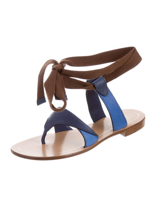 affb598012eb Sarah Flint Grear Lace-Up Sandals w  Tags - Shoes - WSARA20165