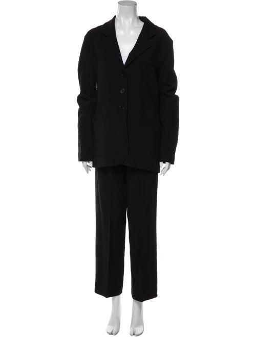 Sara Lanzi Pant Set Black