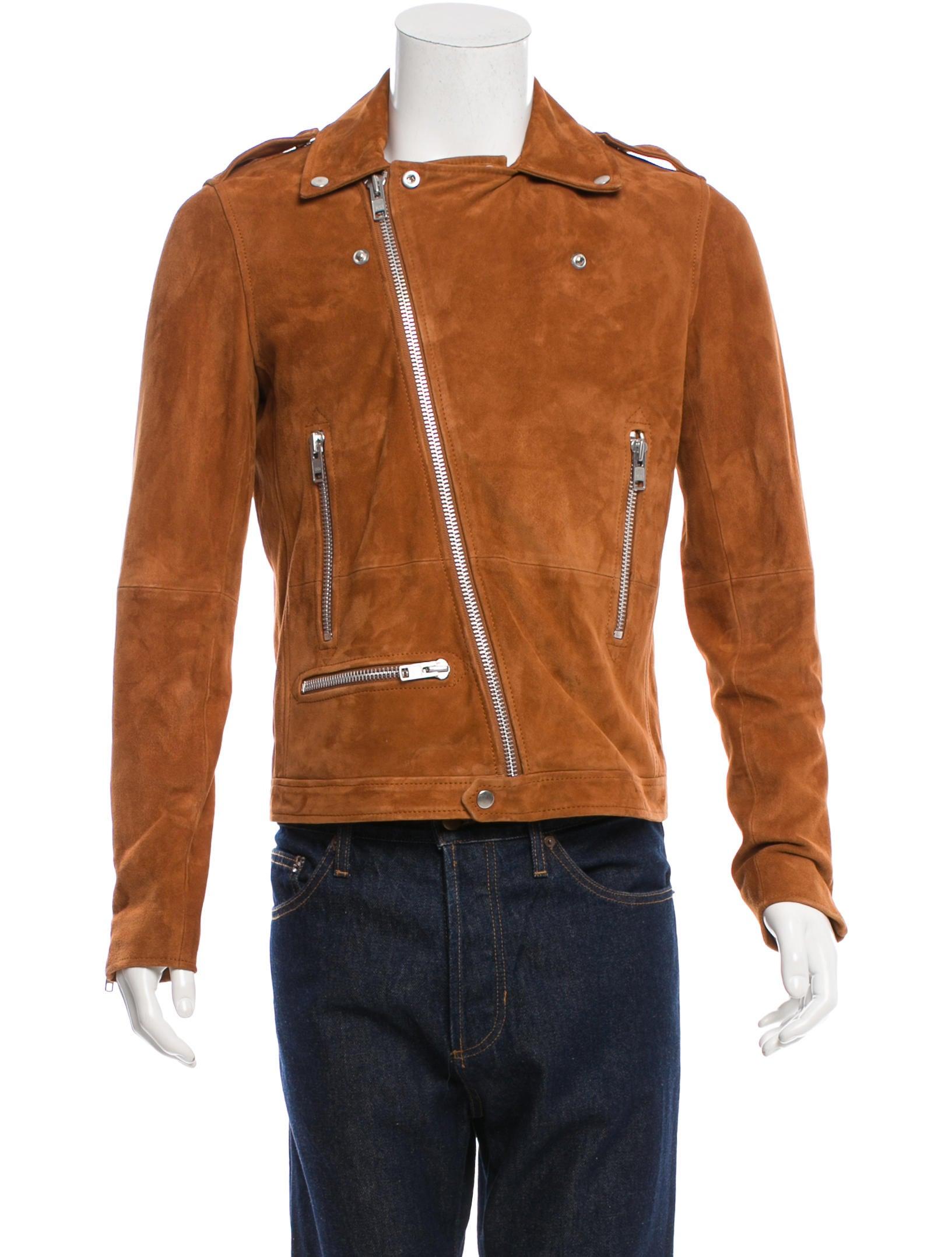 Spirit Suede Jacket