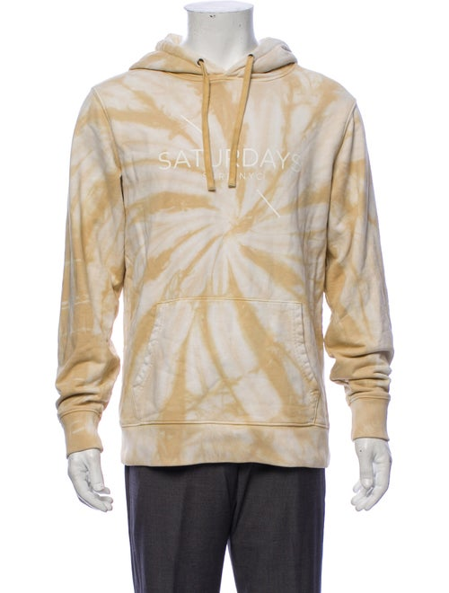 Saturdays Surf NYC Tye Dye Hoodie multicolor
