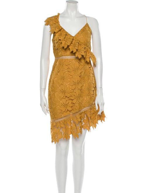 Saylor Floral Sleeveless Dress