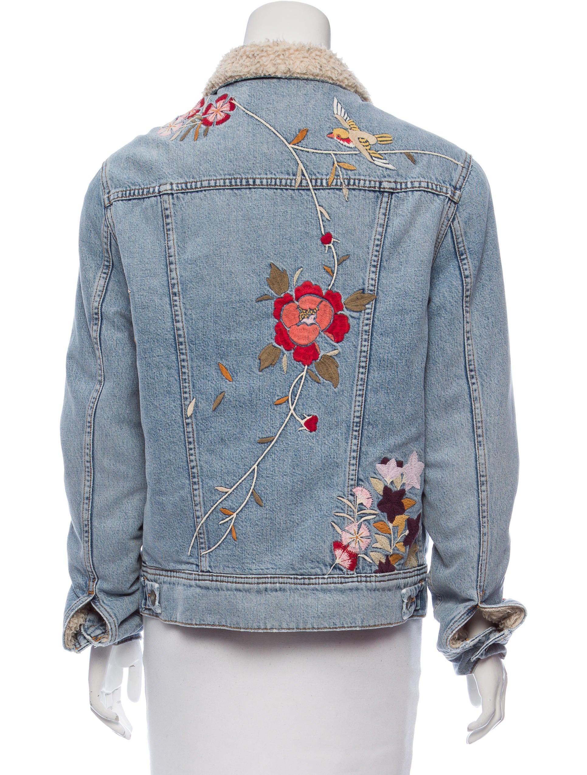 About Custom Denim Jackets. Custom denim jackets give you versatility in function and style. Offering you a diversely wide range of options that include printed custom denim jackets, faded denim jackets, plus sized custom denim jackets and embroidered custom denim jackets among many others.