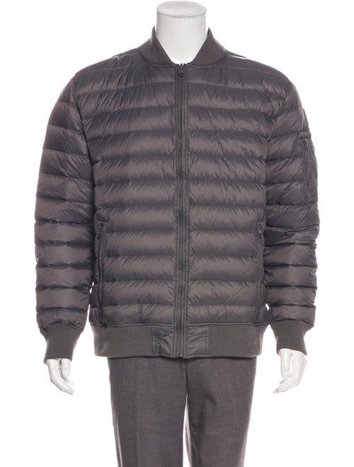Schott NYC Lightweight Padded Jacket grey