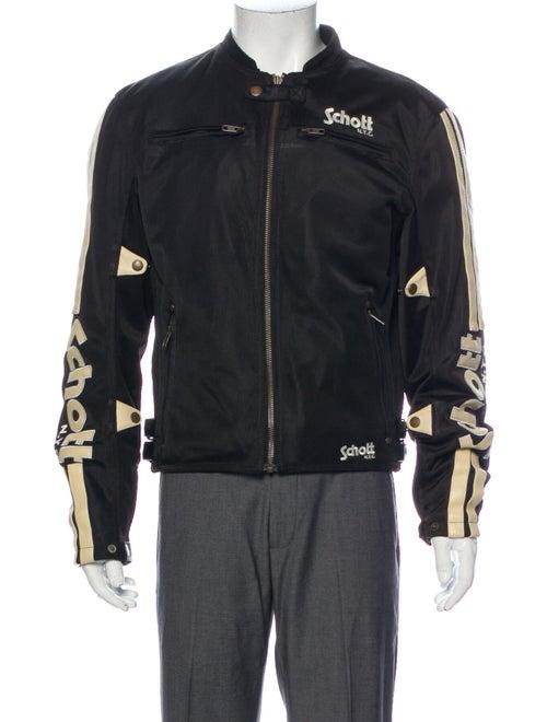 Schott NYC Moto Jacket Black