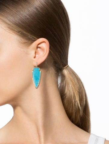 Skylar Drop Earrings