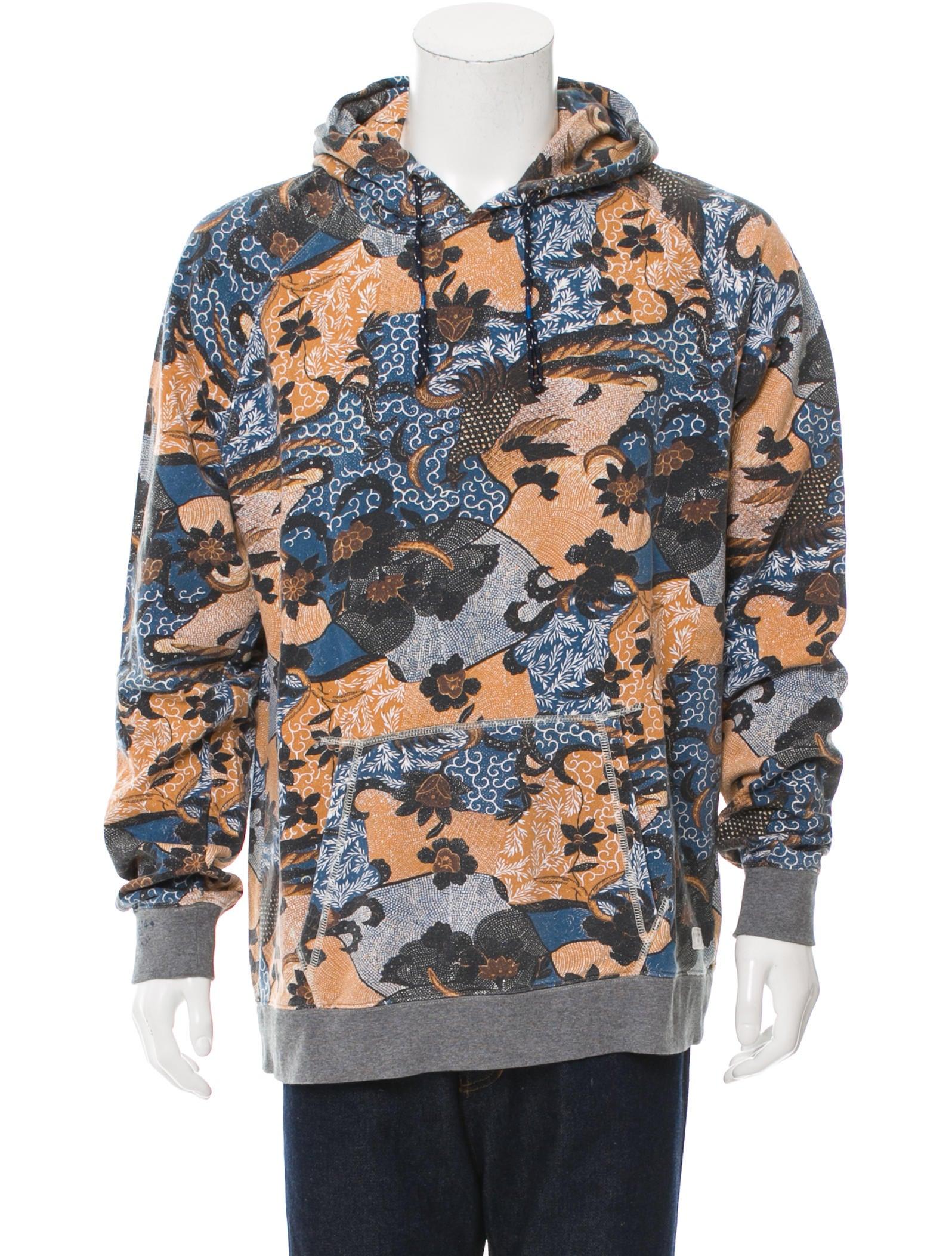 scotch soda pullover flora hoodie clothing. Black Bedroom Furniture Sets. Home Design Ideas