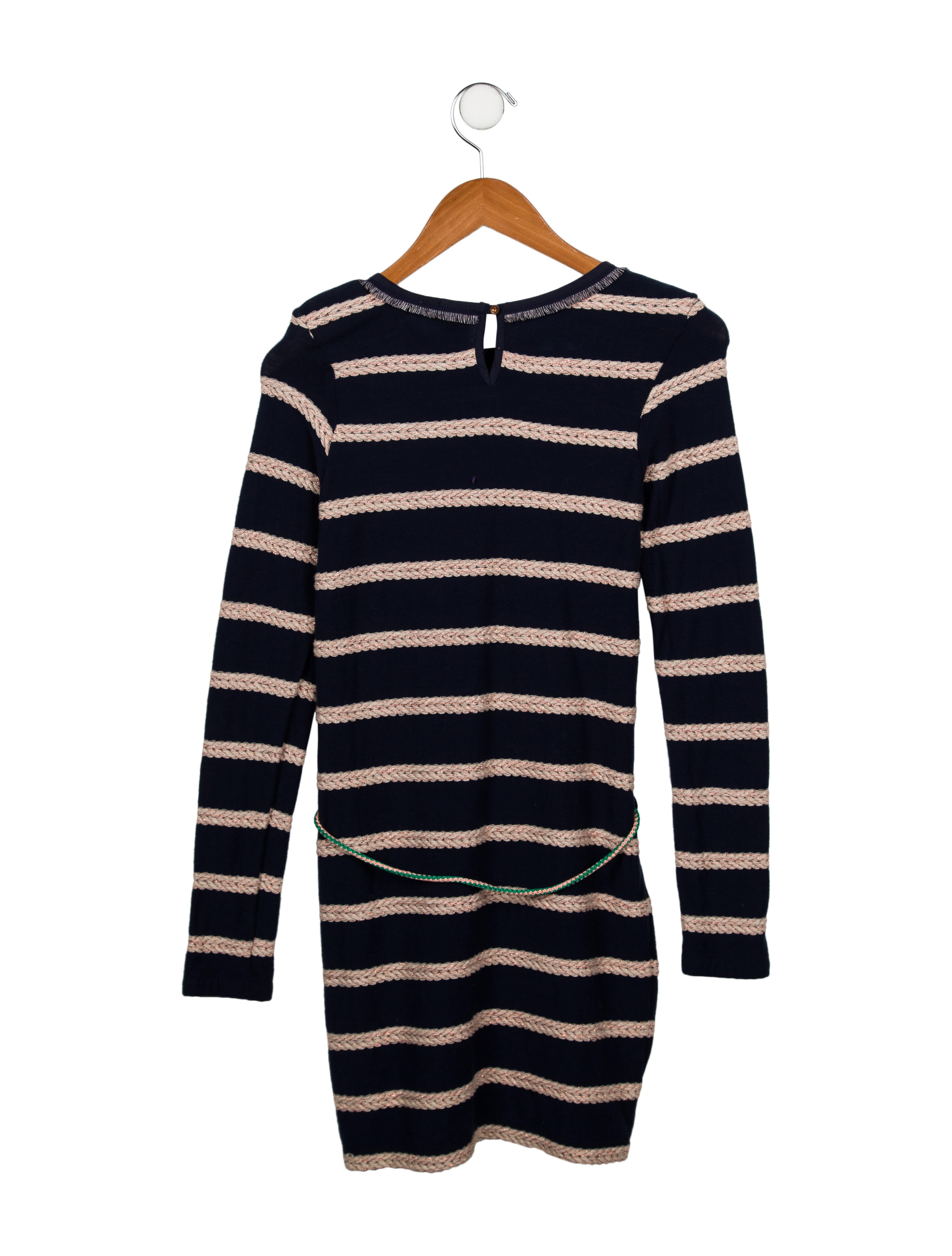 Scotch /& Soda Girls Corduroy Dungaree Dress