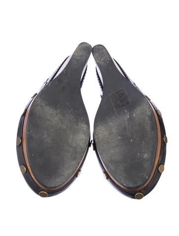 Wedge Clogs