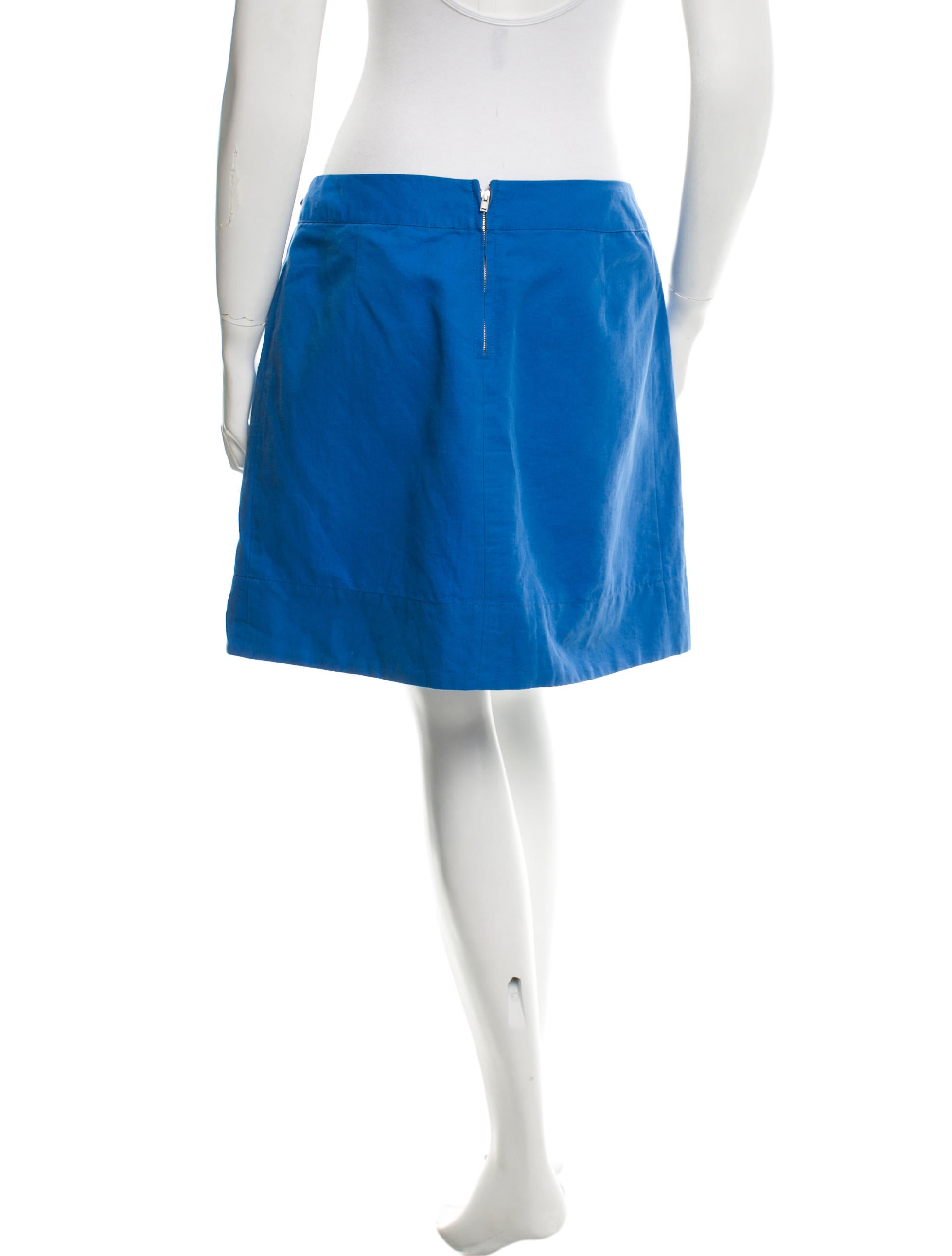 see by chlo 233 pleated a line skirt clothing wse25511