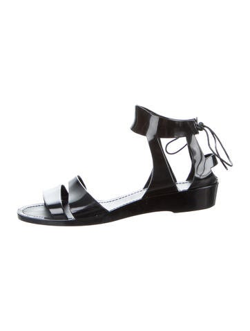 See by Chloé Jelly Gladiator Sandals None