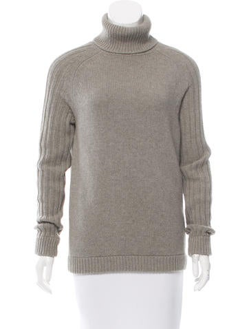 See by Chloé Wool Turtleneck Sweater None