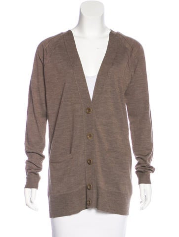 See by Chloé Wool Knit Cardigan None